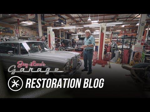 Restoration Blog: June 2017 – Jay Leno's Garage