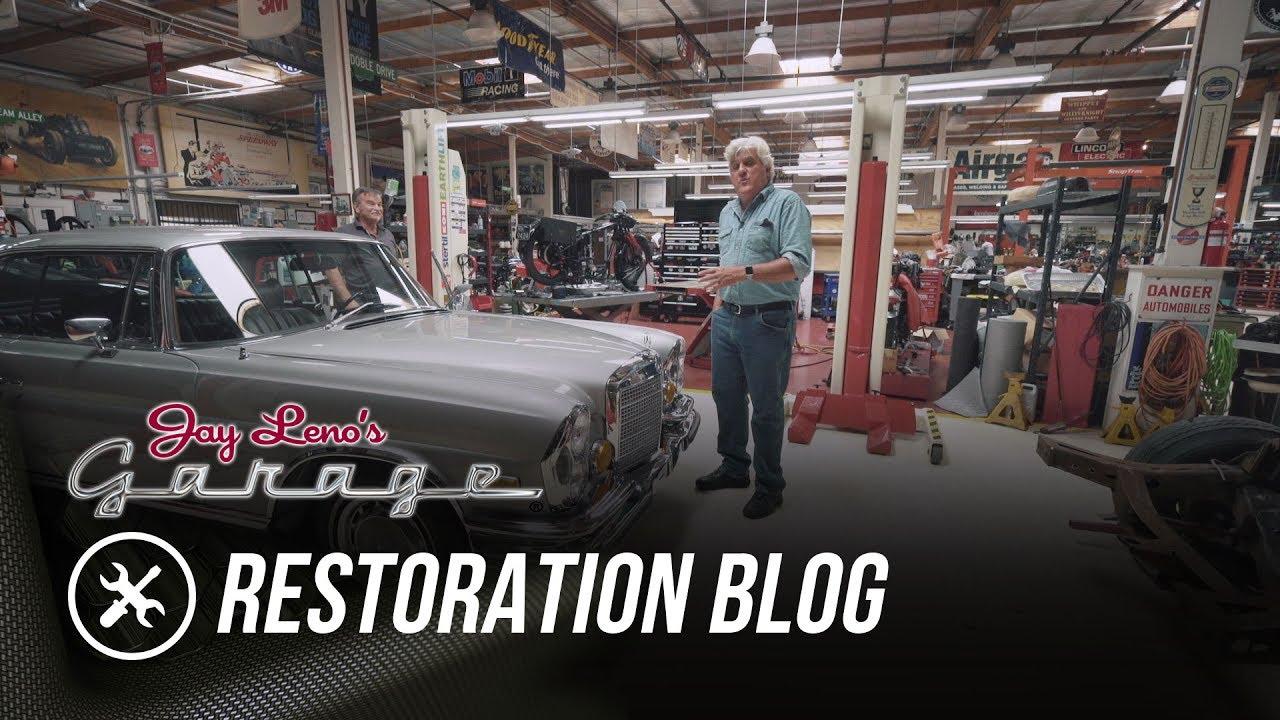 Restoration Blog: June 2017 - Jay Leno's Garage