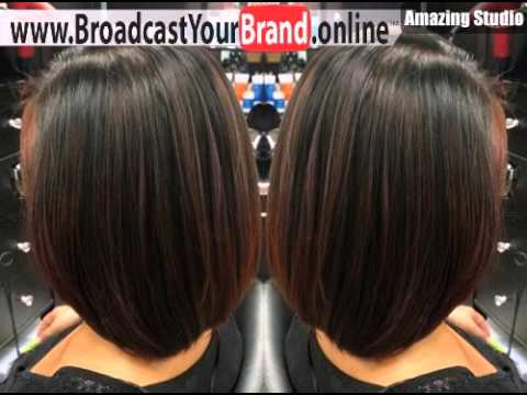 Dark Brown Hair With Very Subtle Red Highlights Youtube