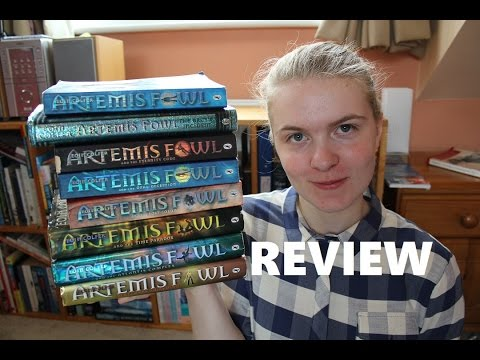 Artemis Fowl by Eoin Colfer | SERIES REVIEW
