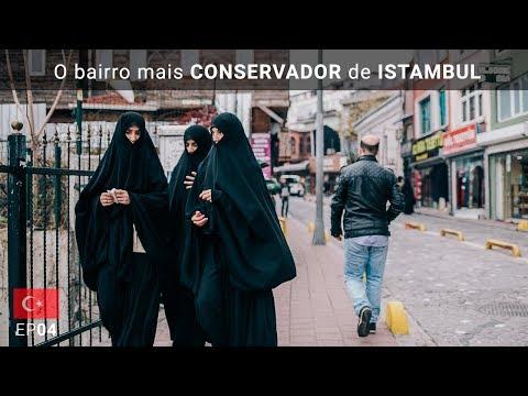 Como é o BAIRRO MAIS CONSERVADOR de ISTAMBUL - EP 04
