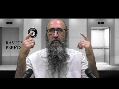5eme ETAGE, Episode 21 - Lorsque sentir devient ressentir ! - Rav Itshak Peretz