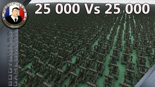 Ultimate Epic Battle Simulator 25 000 Catapultes Vs 25 000 Archers