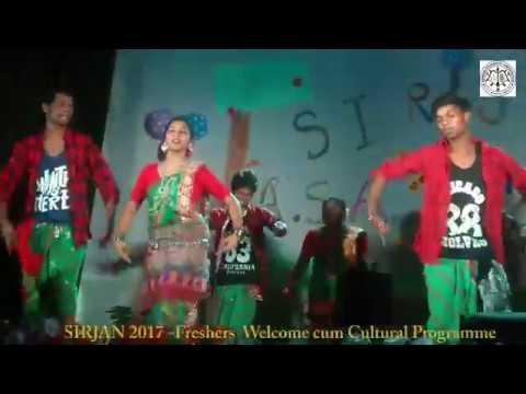 Dil Mera Khone LagaASA BCKV Sirjan 2K17 Santali Video