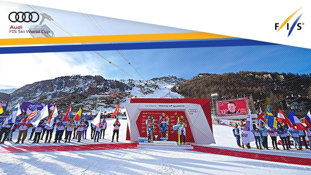 geweldige aanbiedingen gedachten over nieuwe stijl 2017/2018 Audi FIS Ski World Cup Trailer | FIS Alpine