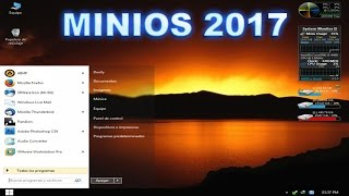 Windows Mini OS XP 2017 + Windows Mini OS Server MEGA