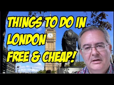 Things To Do in LONDON FREE and CHEAP
