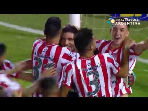 32avos: San Martín de Tucumán 2 (5) - Agropecuario Argentino 2 (4)