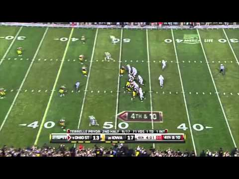 Mike Adams NFL Draft Analysis - 2010 Season