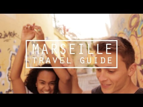 MARSEILLE CITY GUIDE