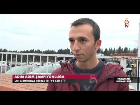 GSTV|Merve Ergü ile Taraftar Hikayeleri - Burhan Felek