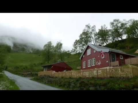 Flåm Norway (4K)