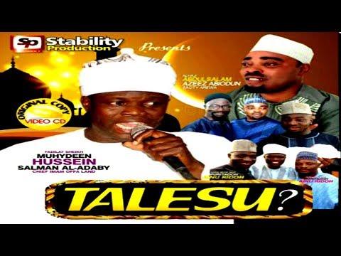 TALESU - Sheikh Muyideen Salmon Imam Agba Offa thumbnail