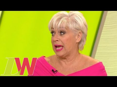 Denise Welch Strongly Criticises Roxanne Pallett Over CBB Punch Stunt  Loose Women