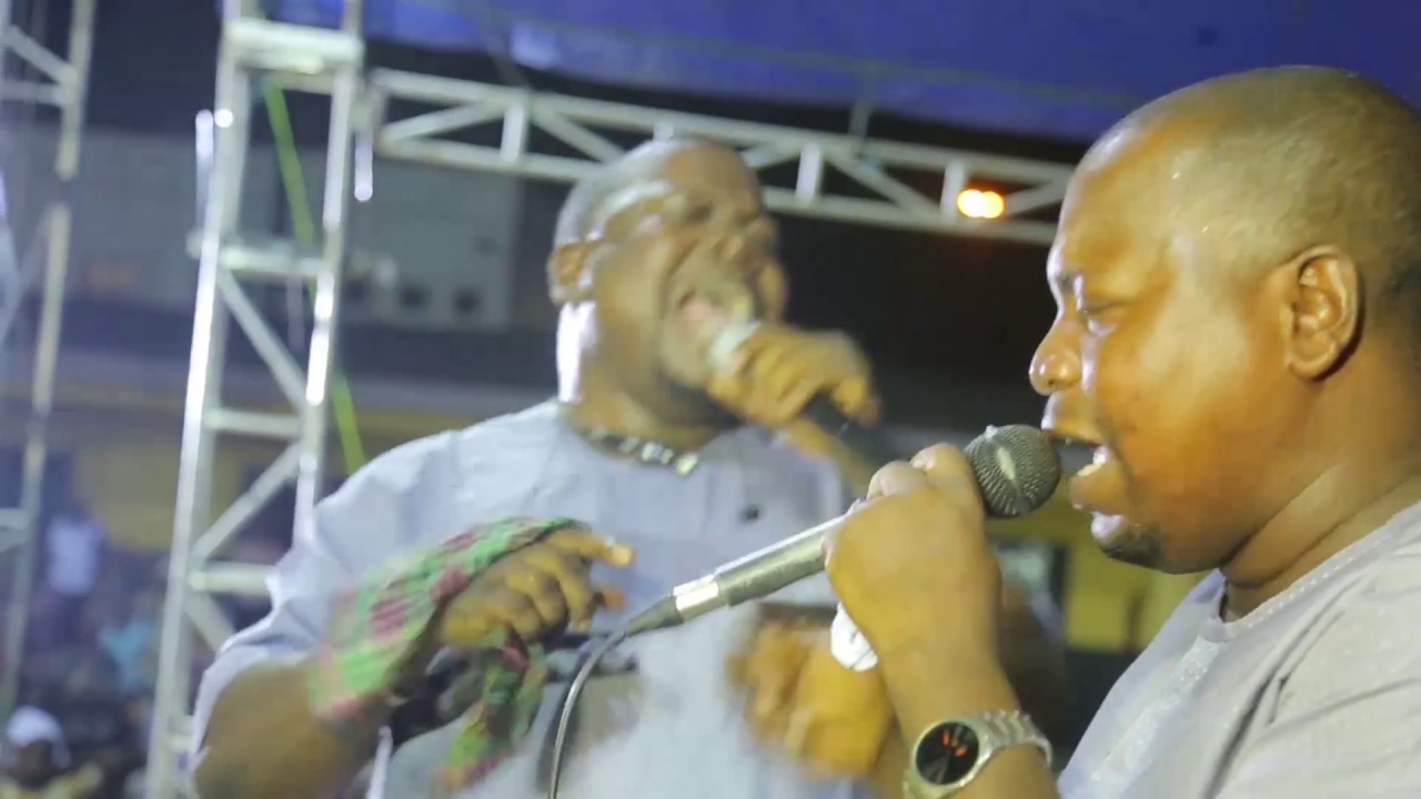 Download EVANG. ADEGBODU TWINS perform live on stage