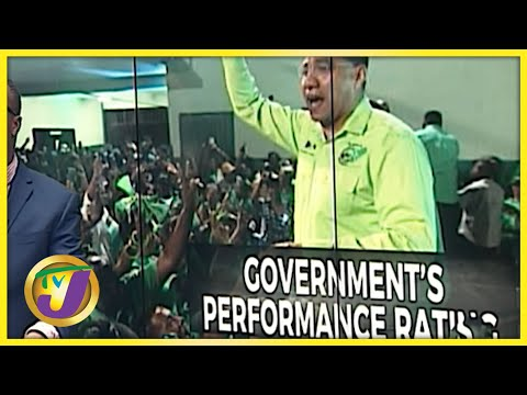 PM Andrew Holness & JLP Gov't Performance Significantly Drop in Polls | TVJ News - Sept 21 2021