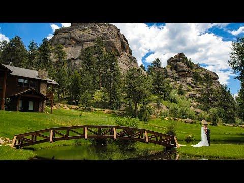 This Dad's Speech Will Break Your Heart - Estes Park Destination Wedding