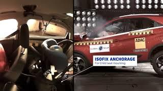 Tata Nexon   Crash Test 4 Star In Global NCAP