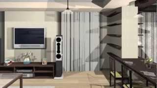 К3-Мебель. Визуализация. Программа проектирования мебели. Сайт программы k3-mebel.ru