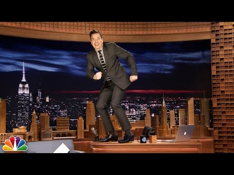 Kid Letters: Tonight Show Desk Dance video