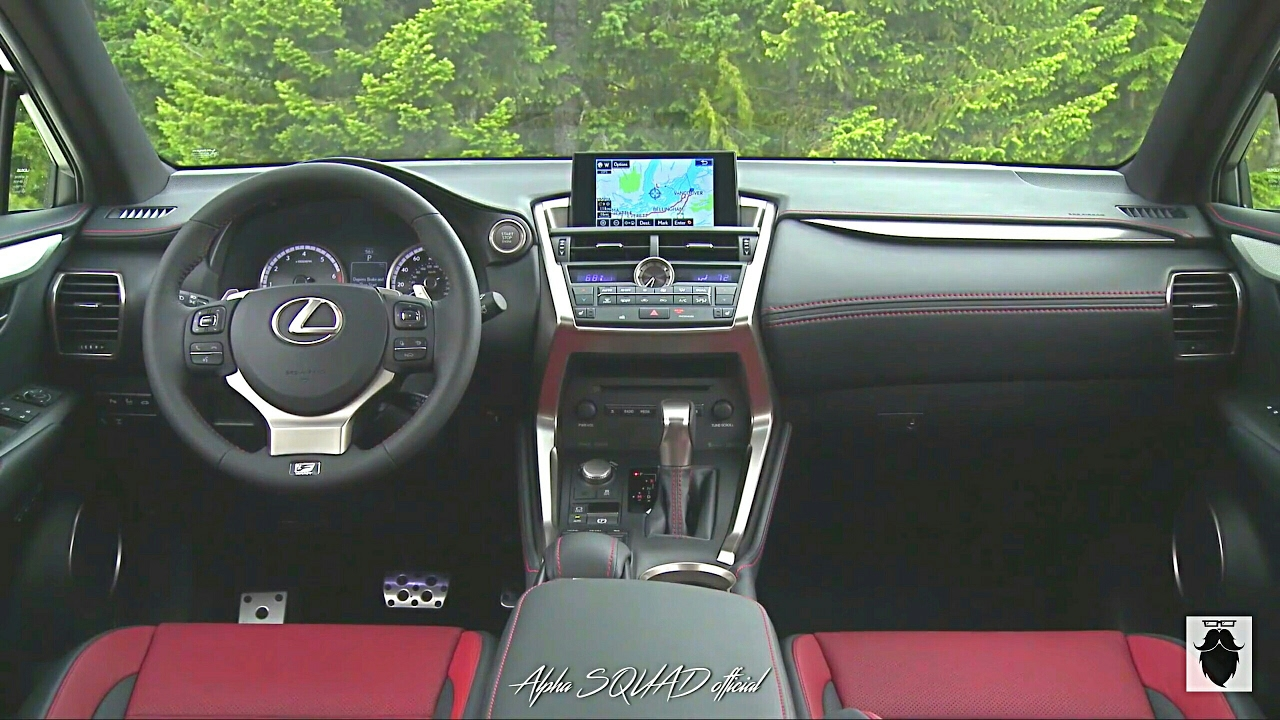 2017 Lexus Nx200t F Sport Turbo Charged