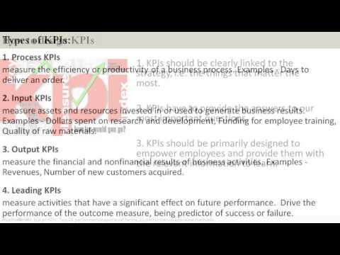 Operations KPIs