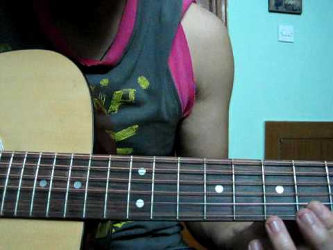 Guitar pehla nasha guitar tabs lesson : Pehla Nasha - Acoustic Guitar(with tabs) - YouTube