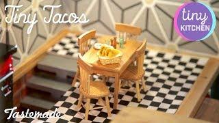 Tiny Tacos I Tiny Kitchen