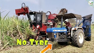 New Holland 3630   Austoft 4000 Sugarcane Cutter so best performance