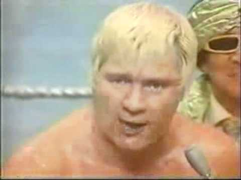 Pat Patterson's first interview as Intercontinental Champion (1979)