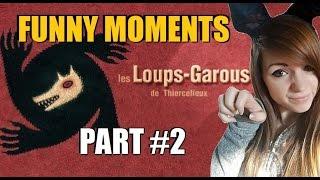 LOUP-GAROU LE MIND GAME - Les 50h de Live #2 - Funny Moments - Chelxie et Skyyart