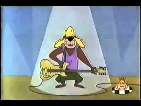 Hillbilly Bears Do the Bear Song - كرتون قديم على القناة الثانية flv
