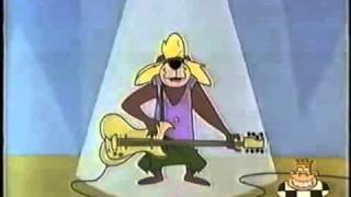 Hillbilly Bears Do the Bear Song -  كرتون قديم على القناة الثانية.flv