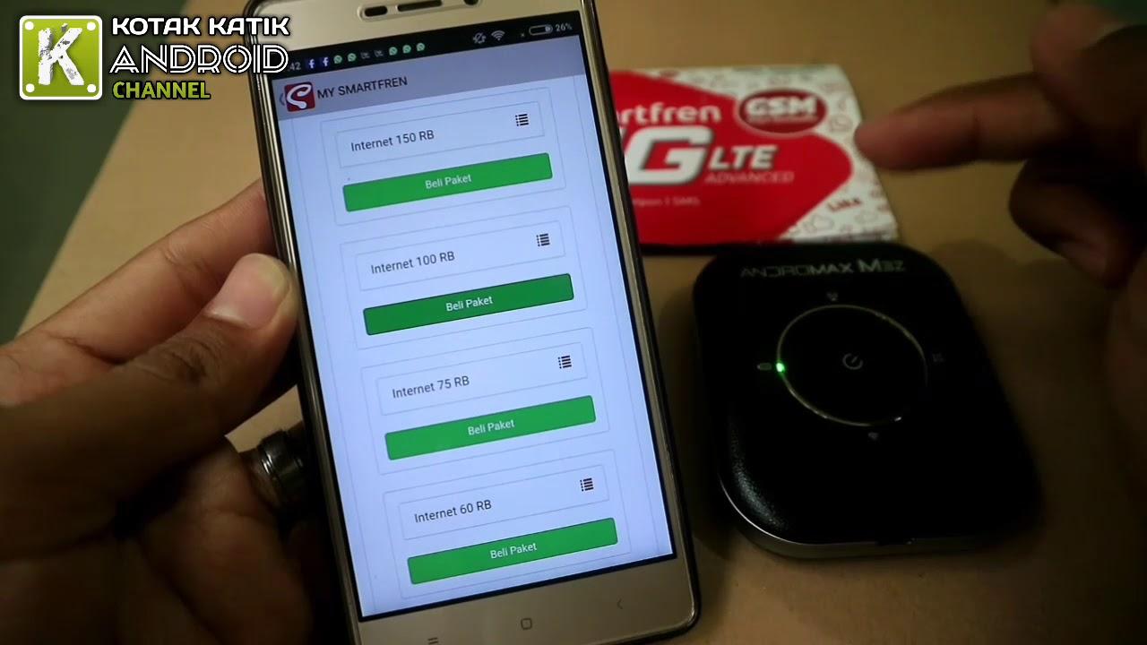 Cara Isi Ulang Paket Internet Smartfren 4g Gsm Malam 12 Gb Voucher 3