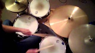 "Jon Biggs Pork Pie Drums "" He"