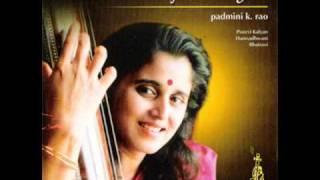 Padmini Rao: Barase Badariya Sawan Ki (Meera Bhajan in Raag Bhairavi)
