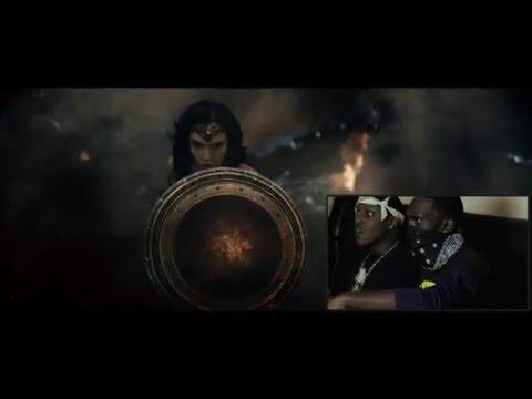 BATMAN v SUPERMAN: Dawn of Justice Final Trailer Reaction