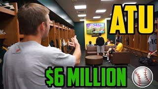 ATU Baseball Cribs (Clubhouse Tour)