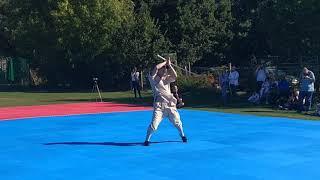 ShaolinXiu Demo Team At UKA Karate Association