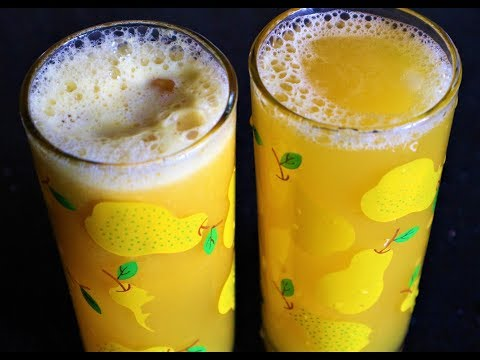 Passion Fruit Juice | Healthy and Simple Refreshing Drink