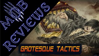 MOB Review: Grotesque Tactics Evil Heroes
