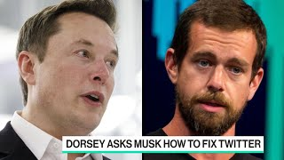 Jan.17 -- elon musk's suggestion for how to fix twitter? identify the bots. musk was asked thursday by twitter inc. chief executive officer jack dorsey h...
