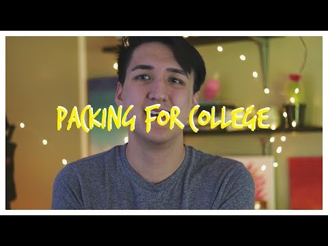 packing for college (SCAD) | tyler judson
