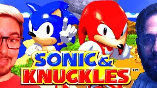 SONIC & KNUCKLES   LA SAGA CONTINÚA *Gameplay en español*