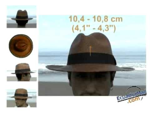 Panama Hat - Fedora for Men (Brown) PanamaHatMall - YouTube a4266f41e23