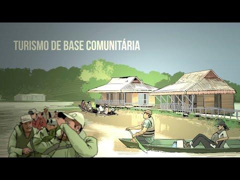 O turismo comunitário na Amazônia: iniciativa do Instituto Mamirauá