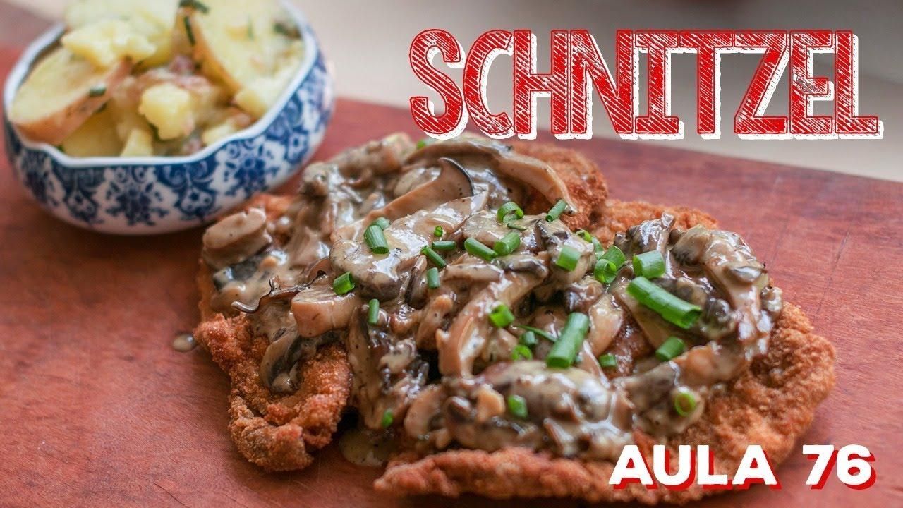 Schinitzel (Como fazer bife à milanesa PERFEITO) / Cansei de Ser Chef