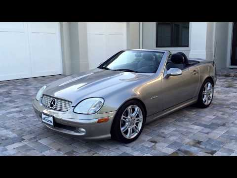 2004 Mercedes-Benz SLK230 Special Edition for sale by Auto Europa Naples