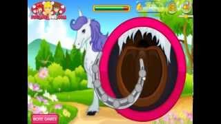 Horse Grooming Salon 3 (Уход за лошадьми 3) - прохождение игры
