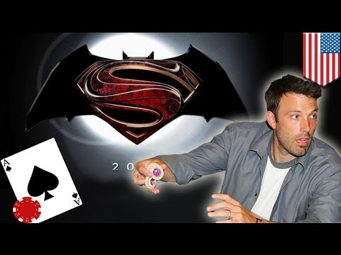 Batman Ben Affleck banned from Hard Rock for counting cards